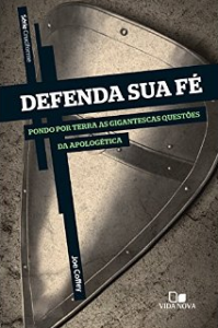 Book Cover: Defenda sua Fé - Joe Coffey