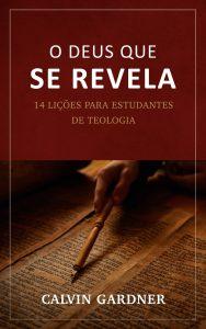 Book Cover: O Deus que Se Revela