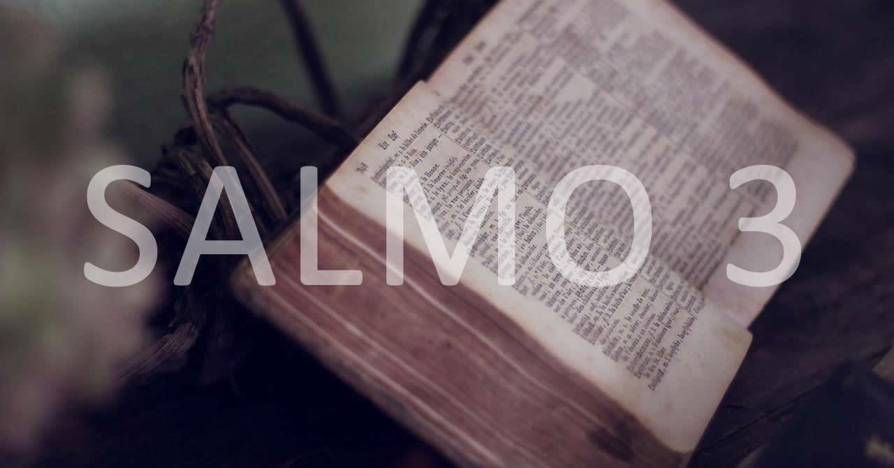 Estudo sobre Salmo 3